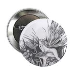 """Fairy and Dragon 2.25"""" Button (10 pack)"""