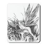 Fairy and Dragon Mousepad