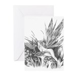 Dragon and Fairy Greeting Cards (Pk of 10)