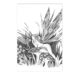 Dragon and Fairy Postcards (Package of 8)