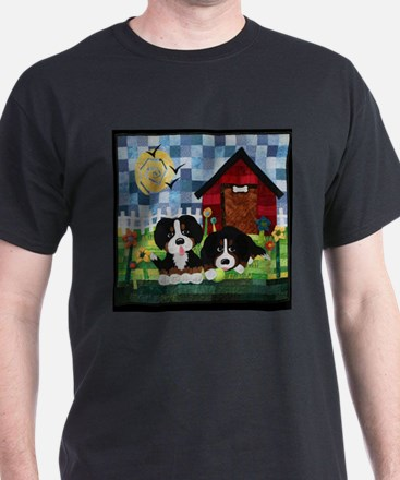 Berners at Play T-Shirt