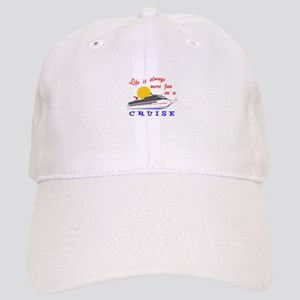 b9f8e74f636 More Fun On A Crusie Baseball Cap