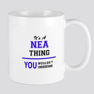 It's NEA thing, you wouldn't understand Mugs