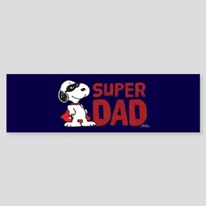 Super Dad Bumper Sticker