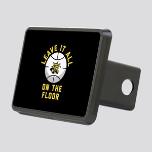 Wichita State Leave It All Rectangular Hitch Cover