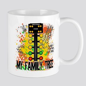 my family tree Stainless Steel Travel Mugs