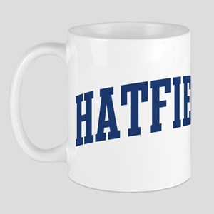 HATFIELD design (blue) Mug