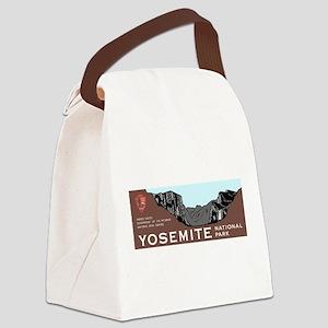 Yosemite National Park, Californi Canvas Lunch Bag