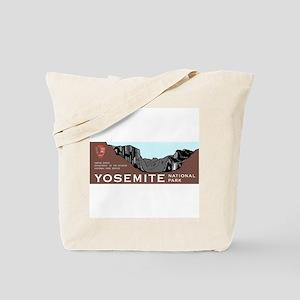 Yosemite National Park, California Tote Bag