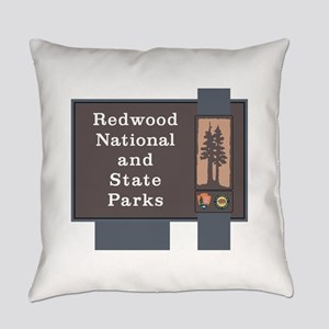 Redwood National and State Parks, Everyday Pillow