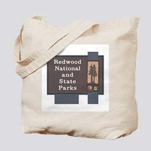 Redwood National and State Parks, Califor Tote Bag