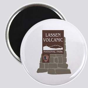 Lassen Volcanic National Park, California Magnet