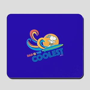 Coolest Dad Mousepad