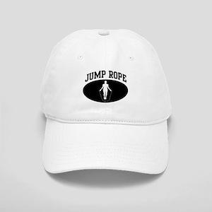 Jump Rope (BLACK circle) Cap
