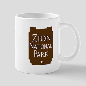 Zion National Park, Utah Mug