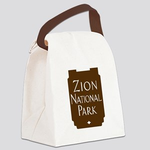Zion National Park, Utah Canvas Lunch Bag