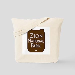 Zion National Park, Utah Tote Bag