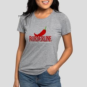 The Borderline Mexican Restau Women's Dark T-Shirt