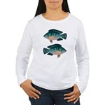 Nile Tilapia Long Sleeve T-Shirt
