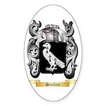 Stallen Sticker (Oval)