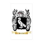Stallan Sticker (Rectangle 50 pk)