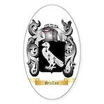 Stallan Sticker (Oval)