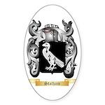 Stalham Sticker (Oval)
