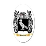 Stalham 20x12 Oval Wall Decal