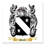Staib Square Car Magnet 3