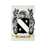 Staff Rectangle Magnet (100 pack)