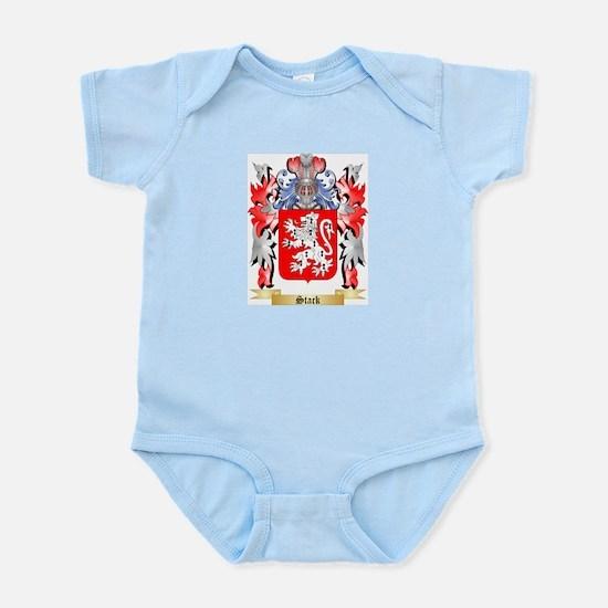 Stack Infant Bodysuit