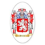 Stacey Sticker (Oval 50 pk)