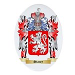 Stacey Oval Ornament