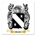 Stable Square Car Magnet 3