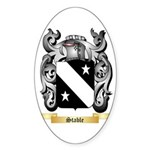 Stable Sticker (Oval 10 pk)