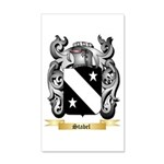 Stabel 20x12 Wall Decal