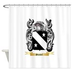 Stabel Shower Curtain