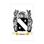 Stabe Sticker (Rectangle)