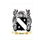 Stabe Sticker (Rectangle 10 pk)