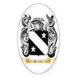 Stabb Sticker (Oval)