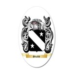 Stabb 35x21 Oval Wall Decal