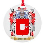 Squitieri Round Ornament