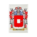 Squitieri Rectangle Magnet (100 pack)