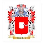 Squitieri Square Car Magnet 3