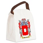 Squitieri Canvas Lunch Bag