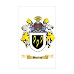 Squires Sticker (Rectangle)