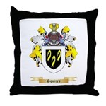 Squires Throw Pillow
