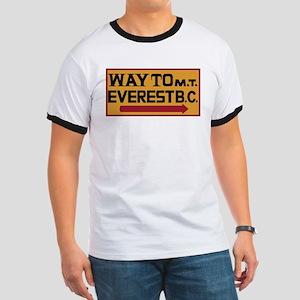 Way to Mt. Everest B. C., Nepal Ringer T