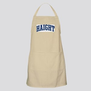 HAIGHT design (blue) BBQ Apron
