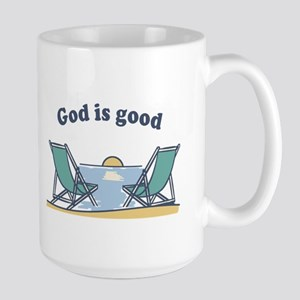 God is good Mugs